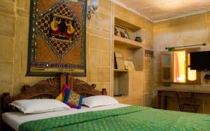 Hotel Shahi Palace, Отели  Джайсалмер - big - 13