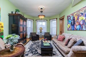 Chicago Guest House on Lakewood Avenue, Apartments  Chicago - big - 21