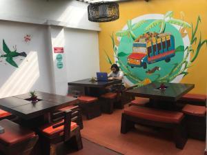 82Hostel, Pensionen  Bogotá - big - 23