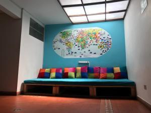 82Hostel, Гостевые дома  Богота - big - 19