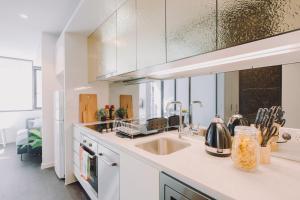 SSP Upper West Side - Melbourne CBD, Apartmány  Melbourne - big - 10