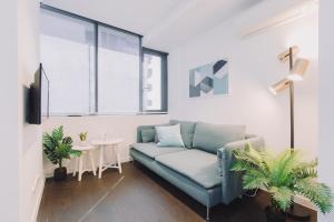 SSP Upper West Side - Melbourne CBD, Apartmány  Melbourne - big - 12