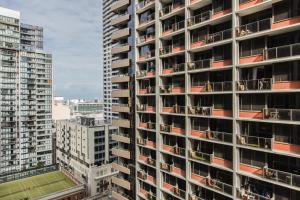 SSP Upper West Side - Melbourne CBD, Apartmány  Melbourne - big - 20