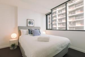 SSP Upper West Side - Melbourne CBD, Apartmány  Melbourne - big - 25