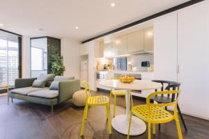 SSP Upper West Side - Melbourne CBD, Apartmány  Melbourne - big - 35