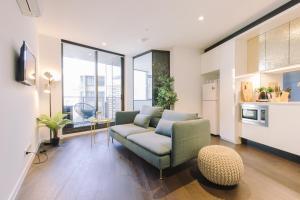 SSP Upper West Side - Melbourne CBD, Apartmány  Melbourne - big - 36