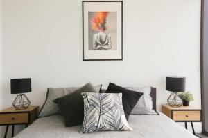 SSP Upper West Side - Melbourne CBD, Apartmány  Melbourne - big - 41