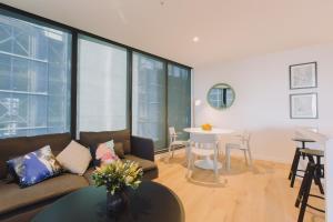 SSP Upper West Side - Melbourne CBD, Apartmány  Melbourne - big - 51