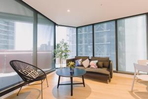 SSP Upper West Side - Melbourne CBD, Apartmány  Melbourne - big - 53