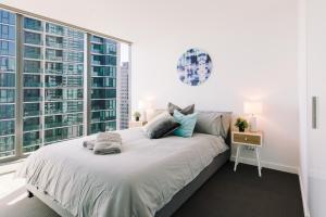 SSP Upper West Side - Melbourne CBD, Apartmány  Melbourne - big - 56