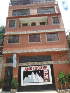 Andescamp Hostel, Ostelli  Huaraz - big - 33