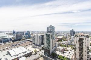 SSP Upper West Side - Melbourne CBD, Apartmány  Melbourne - big - 175