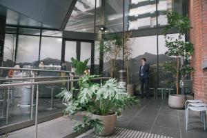 SSP Upper West Side - Melbourne CBD, Apartmány  Melbourne - big - 177