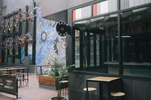 SSP Upper West Side - Melbourne CBD, Apartmány  Melbourne - big - 178