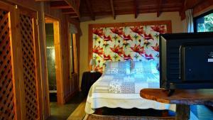Hotel Salto del Carileufu, Hotely  Pucón - big - 159