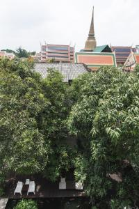 Feung Nakorn Balcony Rooms and Cafe, Hotels  Bangkok - big - 71