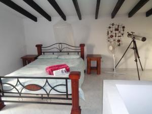 Villa Pago de la Rabita, Villák  Sayalonga - big - 8