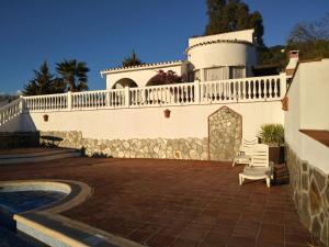 Villa Pago de la Rabita, Villák  Sayalonga - big - 17