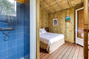 Cottage avec piscine sur la route des vignobles, Dovolenkové domy  Artigues-près-Bordeaux - big - 1