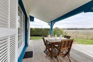 Cottage avec piscine sur la route des vignobles, Dovolenkové domy  Artigues-près-Bordeaux - big - 17