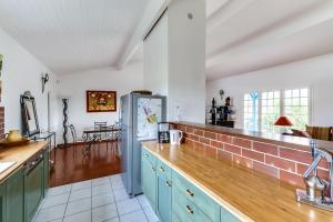 Cottage avec piscine sur la route des vignobles, Dovolenkové domy  Artigues-près-Bordeaux - big - 7
