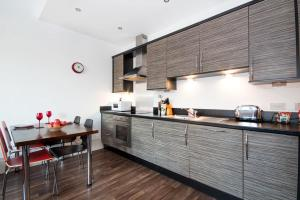 The West Wing Apartments, Apartmanok  Inverness - big - 17