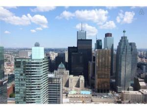 Spade Group - Harbour St. Condo, Ferienwohnungen  Toronto - big - 1