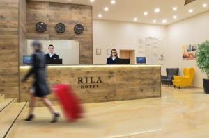 Rila Hotel Sofia, Hotel  Sofia - big - 53