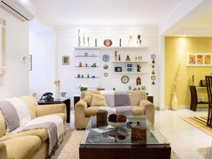 Constante Ouro, Апартаменты  Рио-де-Жанейро - big - 20