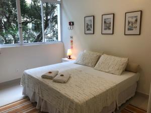 Constante Ouro, Апартаменты  Рио-де-Жанейро - big - 13