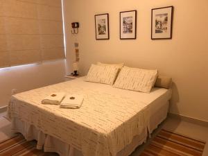 Constante Ouro, Апартаменты  Рио-де-Жанейро - big - 10