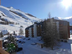 Meijotel B, Apartmány  Les Deux Alpes - big - 24