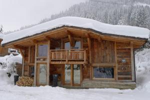 Alpine Chalet - Megève