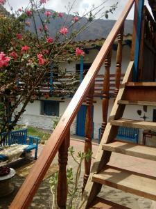 Los Carrizos, Penzióny  Ollantaytambo - big - 15
