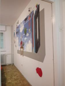 Art studio, Appartamenti  Belgrado - big - 18