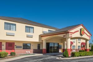 Super 8 Claremore, Motels  Claremore - big - 17