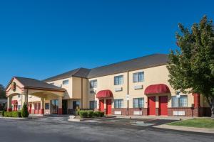 Super 8 Claremore, Motels  Claremore - big - 16