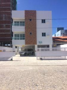 Apartamento Temporada João Pessoa, Апартаменты  Жуан-Песоа - big - 17