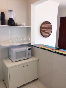Apartamento Temporada João Pessoa, Апартаменты  Жуан-Песоа - big - 10