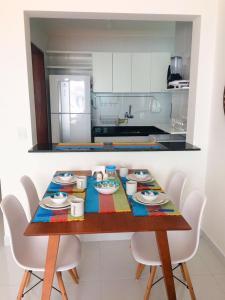 Apartamento Temporada João Pessoa, Апартаменты  Жуан-Песоа - big - 9
