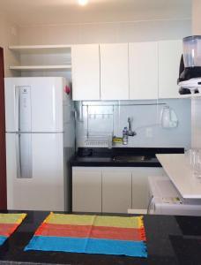 Apartamento Temporada João Pessoa, Апартаменты  Жуан-Песоа - big - 15
