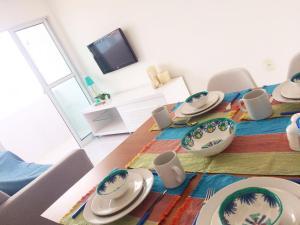 Apartamento Temporada João Pessoa, Апартаменты  Жуан-Песоа - big - 1