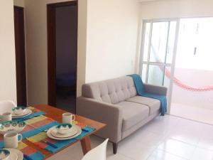 Apartamento Temporada João Pessoa, Апартаменты  Жуан-Песоа - big - 5