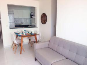 Apartamento Temporada João Pessoa, Апартаменты  Жуан-Песоа - big - 4