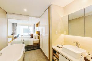Zen Diamond Suites Hotel, Szállodák  Da Nang - big - 9