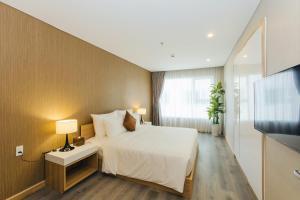 Zen Diamond Suites Hotel, Szállodák  Da Nang - big - 3