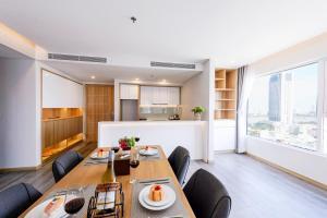 Zen Diamond Suites Hotel, Szállodák  Da Nang - big - 6