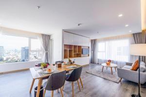 Zen Diamond Suites Hotel, Szállodák  Da Nang - big - 21