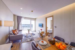 Zen Diamond Suites Hotel, Szállodák  Da Nang - big - 23