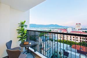 Zen Diamond Suites Hotel, Szállodák  Da Nang - big - 19